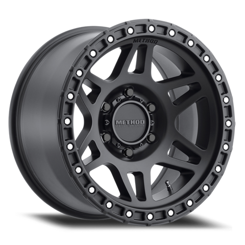 Method Race Wheels MR312 | Matte Black | 6x120 | 0mm | 17x8.5 - Colorado & Canyon Enthusiasts