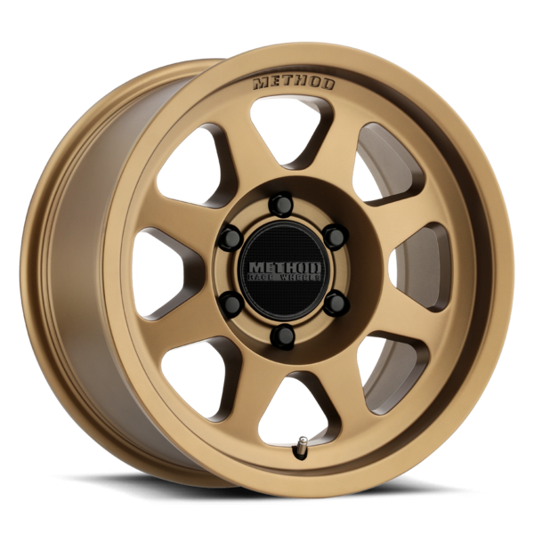 Method Race Wheels MR701 | Bronze | 6x120 | 0mm | Multiple Sizes - Colorado & Canyon Enthusiasts