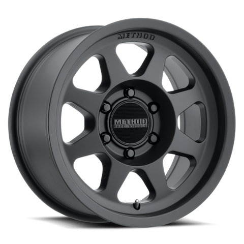 Method Race Wheels MR701 | Matte Black | 6x120 | 0mm | Multiple Sizes - Colorado & Canyon Enthusiasts