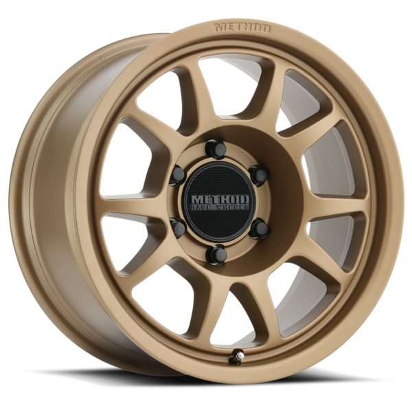 Method Race Wheels MR702 | Bronze | 6x120 | 0mm | 17x8.5 - Colorado & Canyon Enthusiasts