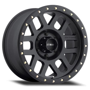 Method Race Wheels MR309 GRID | Matte Black | 6x120 | 0mm | 17x8.5 - Colorado & Canyon Enthusiasts