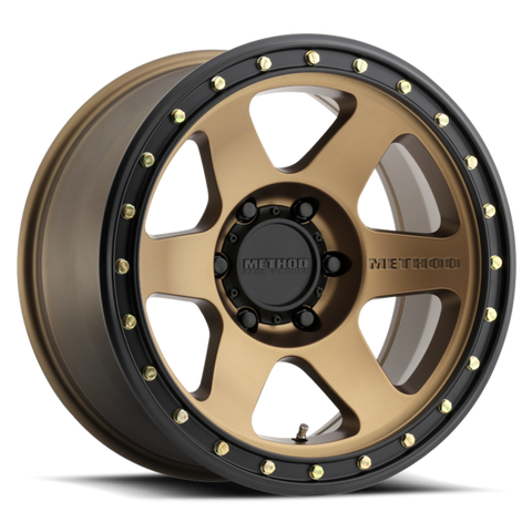 Method Race Wheels MR310 CON6 | Bronze | 6x120 | 0mm | 17x8.5 - Colorado & Canyon Enthusiasts