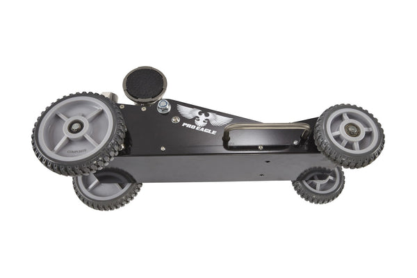 "Pro Eagle 3-Ton Big Wheel Jack ""Kratos"" - Colorado & Canyon Enthusiasts"