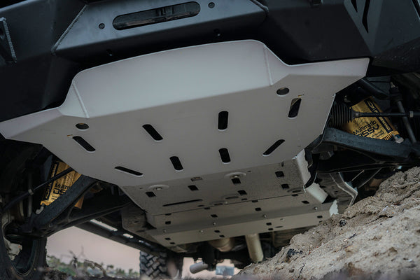 CBI OFFROAD REAR SKID PLATE - Colorado & Canyon Enthusiasts