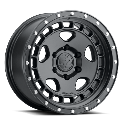 Fifteen52 Turbomac HD | Matte Black | 6x120 | 0mm | 17x8.5 - Colorado & Canyon Enthusiasts