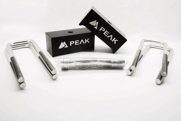 "Peak Suspension 2"" Lift Block"
