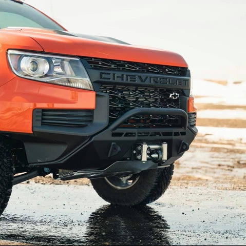 CBI OFFROAD 2021 Chevy Colorado ZR2 Covert Series Bumper