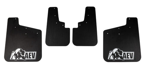 AEV COLORADO SPLASH GUARD SET
