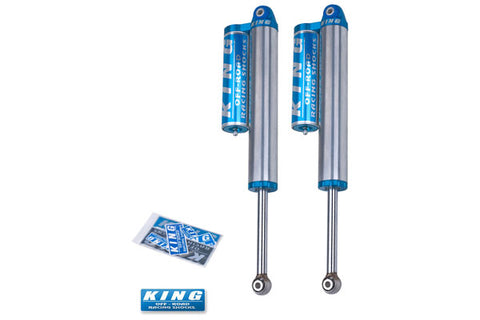 KING Shocks Rear 2.5 Piggyback Reservoir Shock - Colorado & Canyon Enthusiasts