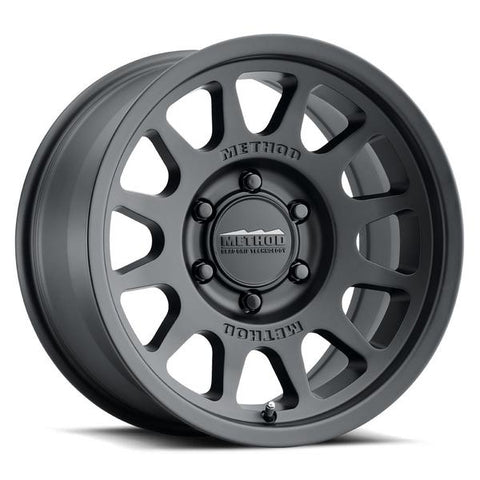 Method Race Wheels MR703 | Matte Black | 6x120 | 0mm | Multiple Sizes - Colorado & Canyon Enthusiasts