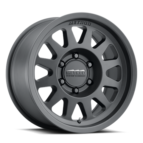 Method Race Wheels MR704 | Matte Black | 6x120 | 0mm | 17x8.5 - Colorado & Canyon Enthusiasts