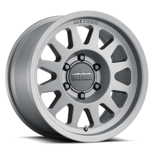 Method Race Wheels MR704 | Titanium | 6x120 | 0mm | 17x8.5 - Colorado & Canyon Enthusiasts