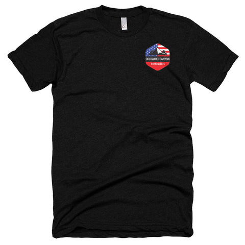 'Merica Shirt - All made in USA - Colorado & Canyon Enthusiasts