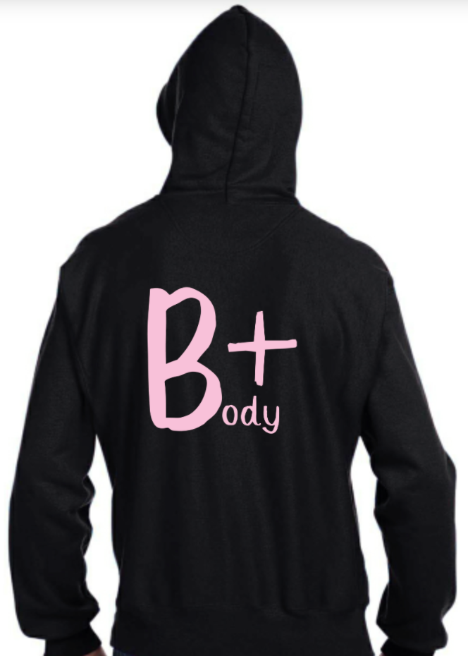 Body Positive Hoodie