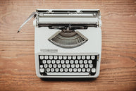 Why Your Office Should Still Own a Typewriter