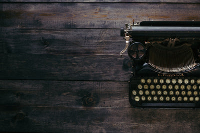 An Oldie But a Goodie: 7 Reasons to Buy a Typewriter