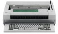 IBM Lexmark Wheelwriter 3500 Electric Typewriter 60k Storage (Reconditioned)