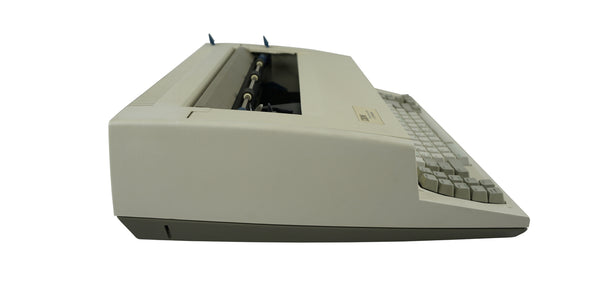 "IBM Lexmark Wheelwriter 1500 Typewriter Factory Certified ""New"" Left-Side View"