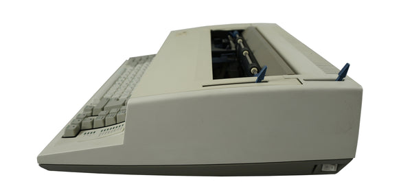 "IBM Lexmark Wheelwriter 1500 Typewriter Factory Certified ""New"" Right-Side View"