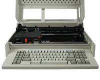IBM Wheelwriter 70 Typewriter Front View with Top Cover Open