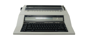 Nakajima AE-740 Portable Electronic Typewriter with LCD Display and 112 Kilobyte Memory