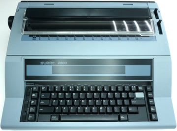 Brand New Swintec 2600i Electronic Typewriter With Automatic Features
