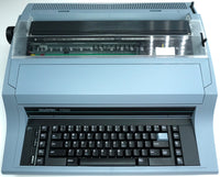 Front View of Brand New Swintec 7000 Heavy Duty Electronic Typewriter