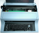 Top view of Brand New Swintec 7000 Heavy Duty Electronic Typewriter