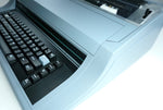 Right-Side View of Brand New Swintec 7000 Heavy Duty Electronic Typewriter