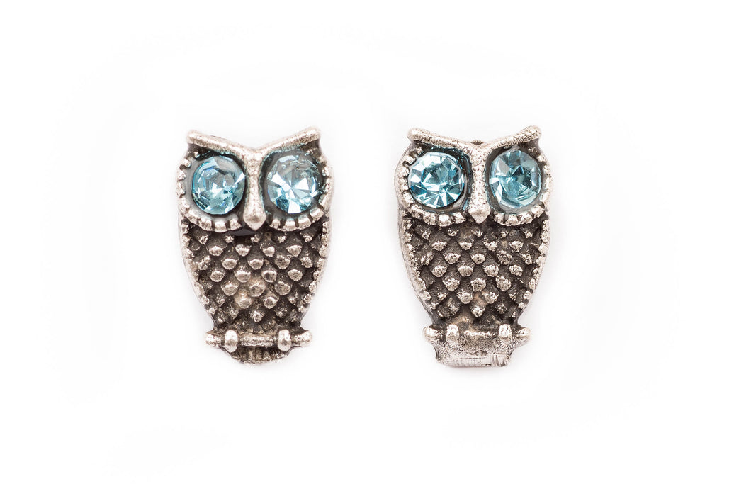 Owl Post Earrings