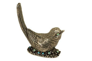 Bird Ring Stand