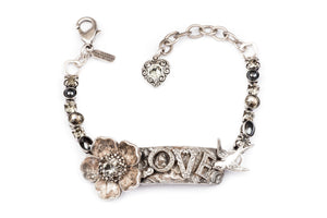 "The ""Word for Word"" Love Bracelet"