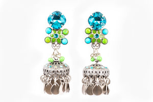Shangri La earrings ER-9813-BG