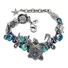Load image into Gallery viewer, Sea Turtle bracelet