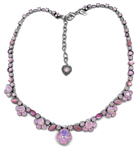 Pretty in Pink classic necklace