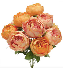 Load image into Gallery viewer, Two Tone Peonie Bouquet