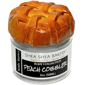 Stella Loves....Peach Cobbler - Stella and Bobbie