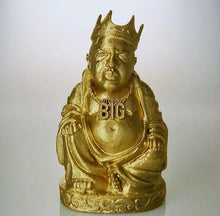 Load image into Gallery viewer, Biggie Buddha Office Statute - Stella and Bobbie