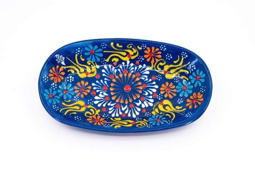 BloomBowl Oval Soap Dish - Stella and Bobbie