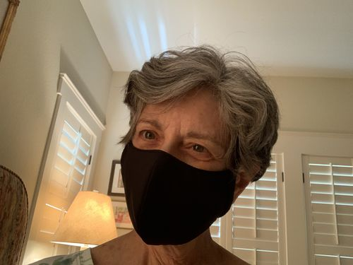 Jill W. review of Premium Nanotech Antibacterial Face Mask