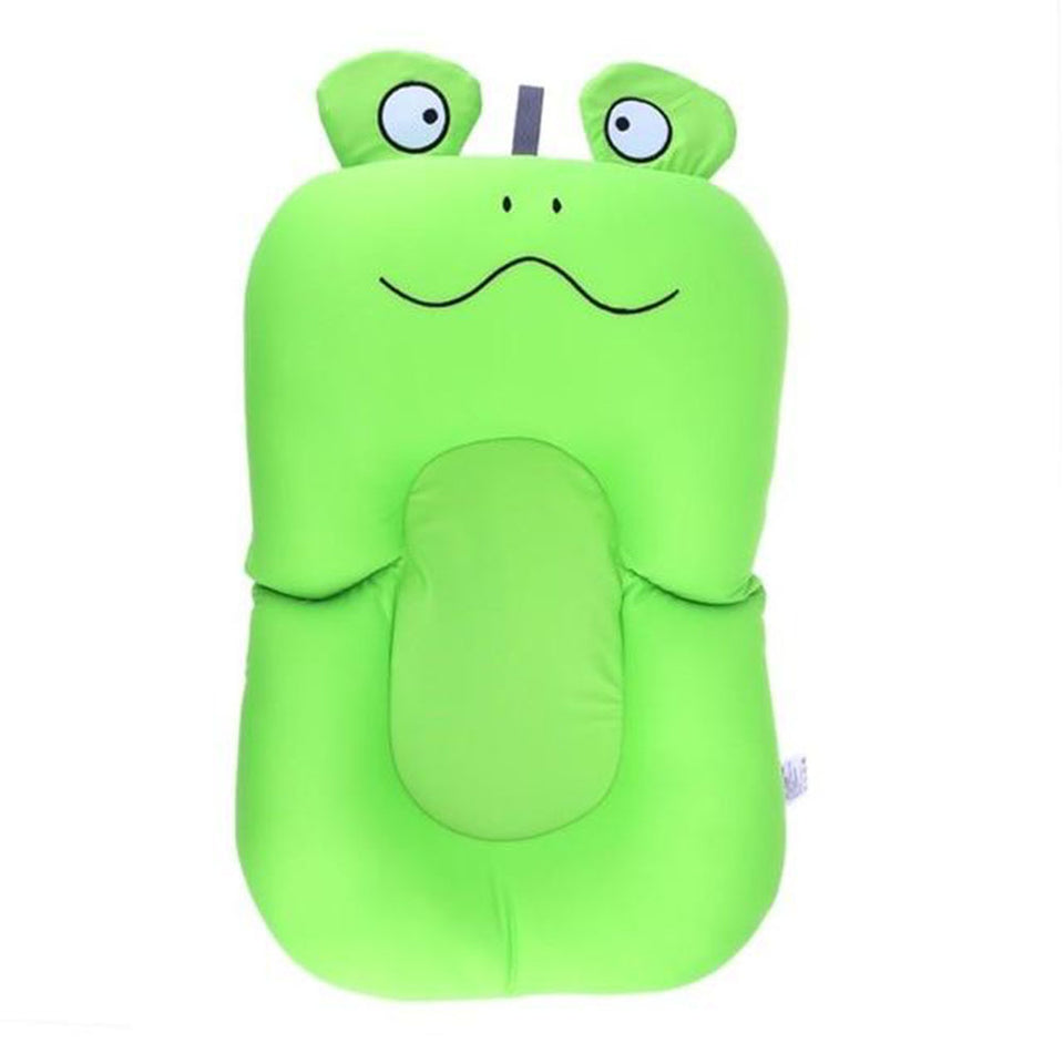Portable Infant Air Cushion Baby Bath Seat