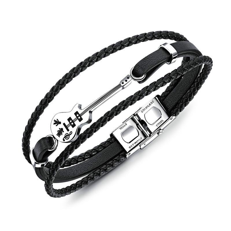 Fashion Guitar Bracelet
