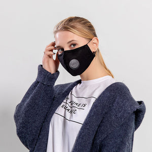 N99 BLACK Mask For Easy Breathability & Extra Comfort (As Low As $9.9 )