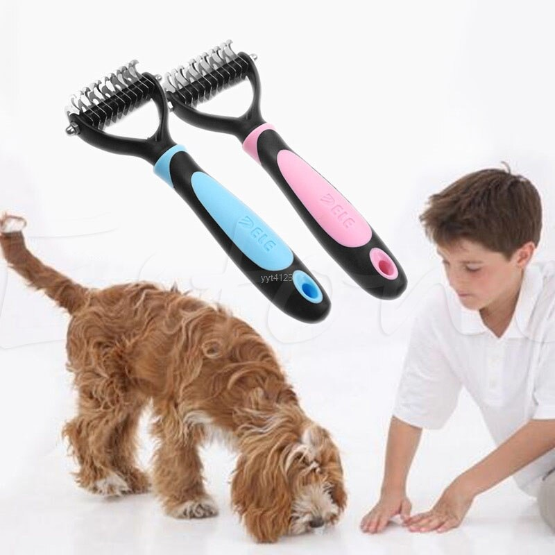 New Tera Pet Fur Knot Cutter