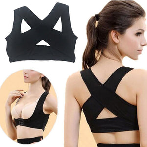 Back Support Brace Belt Women Posture Corrector Brace Shoulder Corset Back Pain Support Brace Adujustbable Corrector De Postura