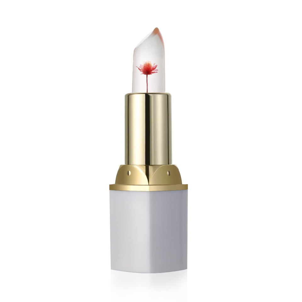 Flower Jelly Color Changing Lipstick