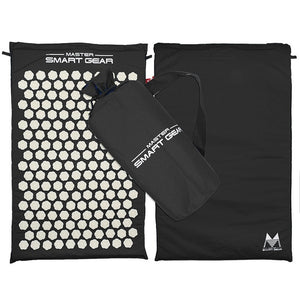 Acupressure Massage Mat Pillow Set