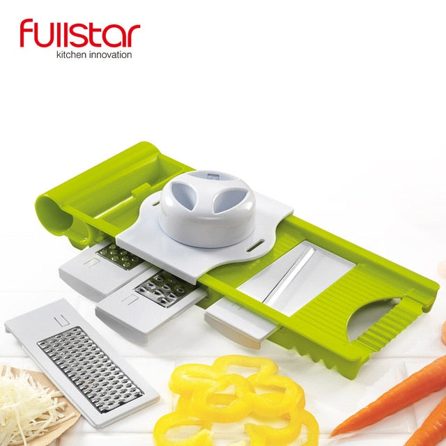 Fullstar vegetable slicer