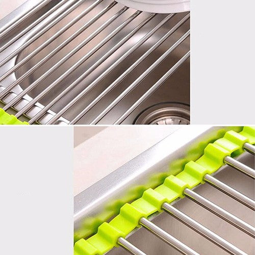 ROLL UP SINK DRYING RACK