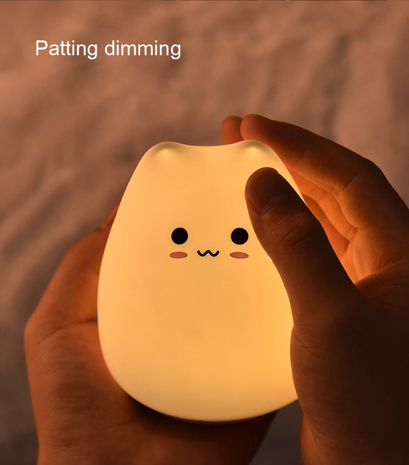 Cat Night-Light